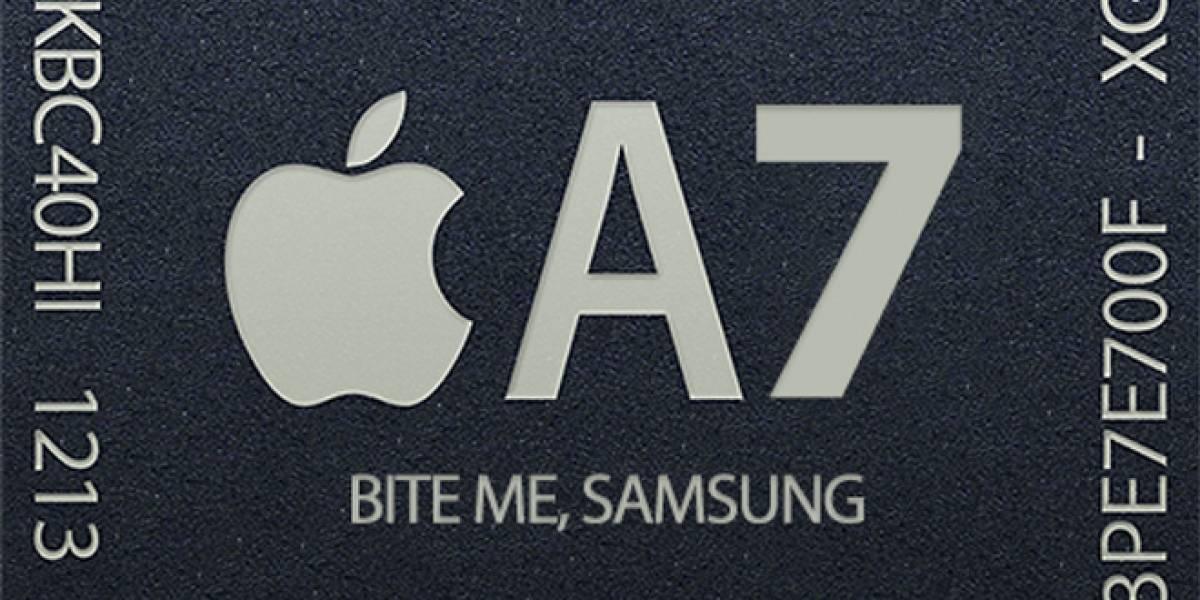 Apple firma acuerdo para dejar de comprar tantos componentes a Samsung