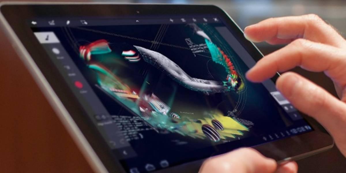 Adobe presenta seis aplicaciones apuntadas a la creación en móviles
