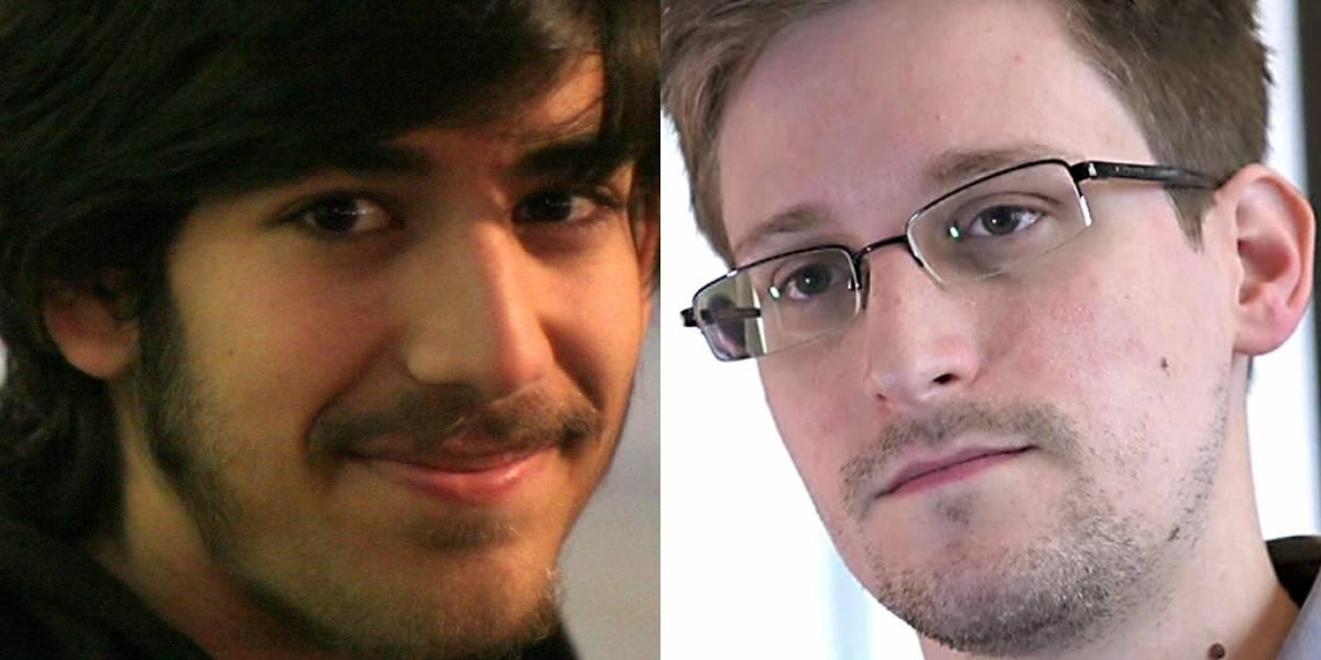 Documentales sobre Aaron Swartz y Edward Snowden, en la lista previa del Oscar