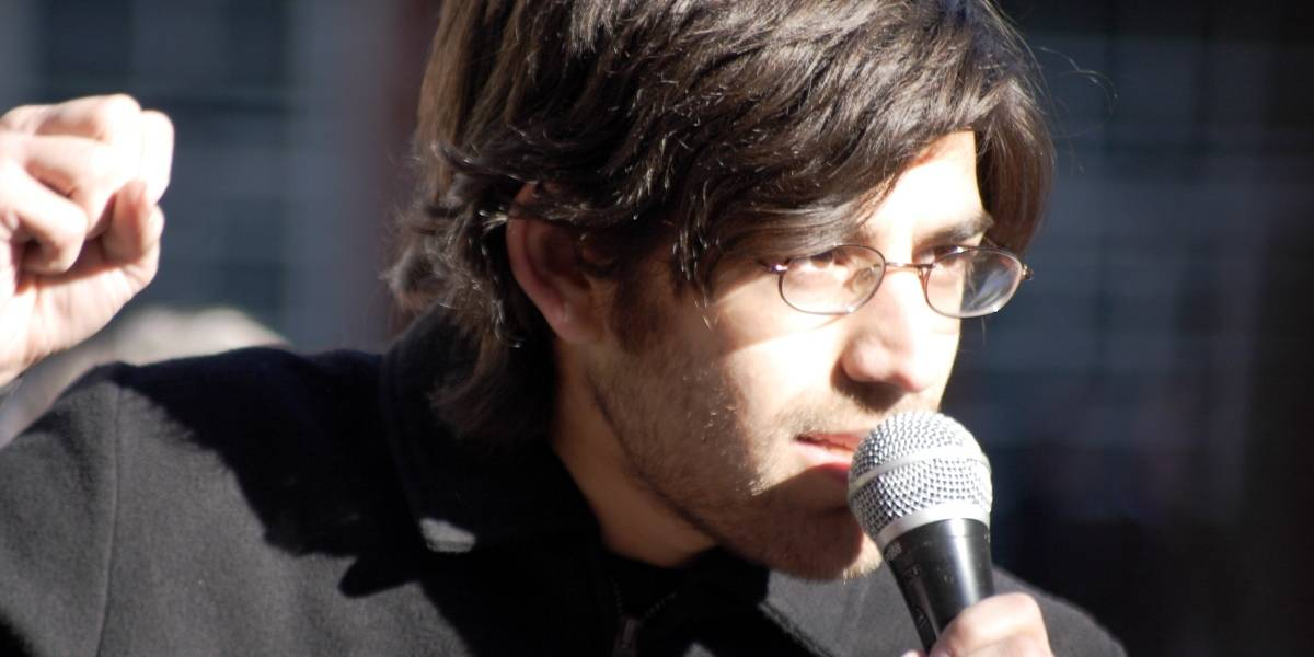 Este es el vídeo que provocó la detencción de Aaron Swartz