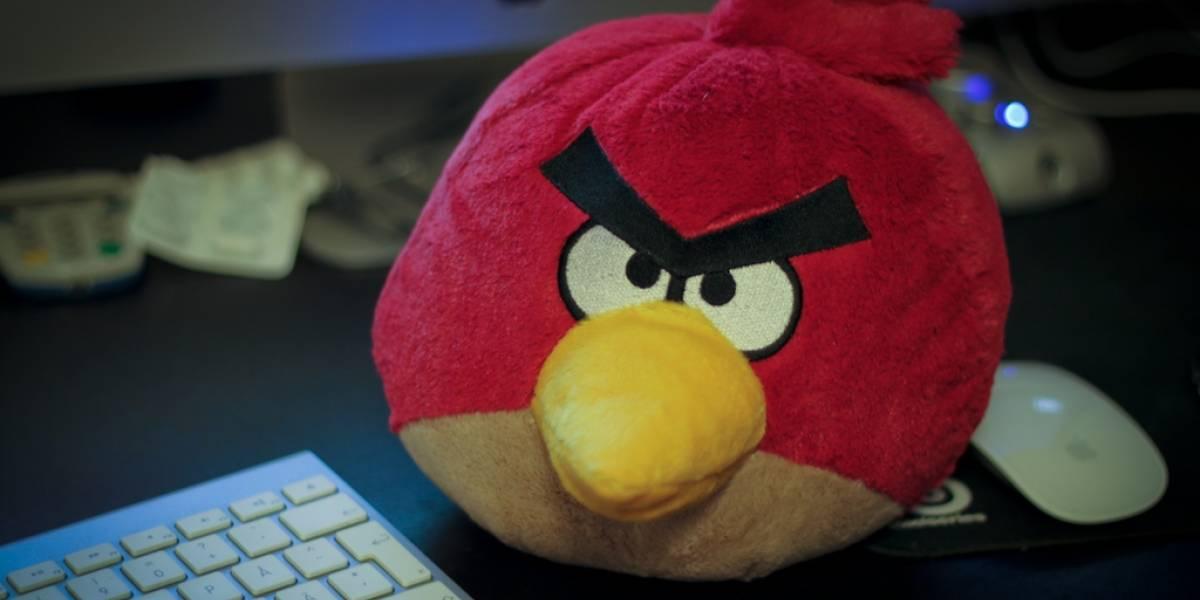 La NSA sustrajo datos personales de aplicaciones móviles como Angry Birds