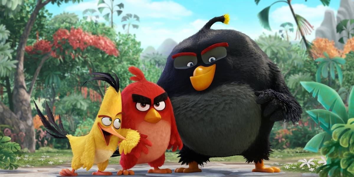 Ganancias de Rovio y Angry Birds descendieron 73% en 2014