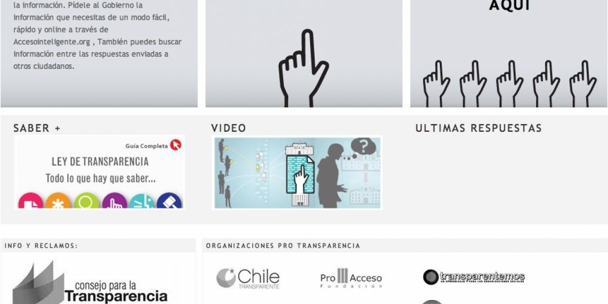 Chile: Nueva plataforma digital facilita solicitudes de información al Estado