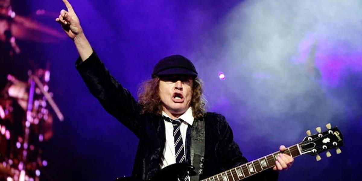 Finalmente AC/DC ofrece todo su catálogo a través de iTunes