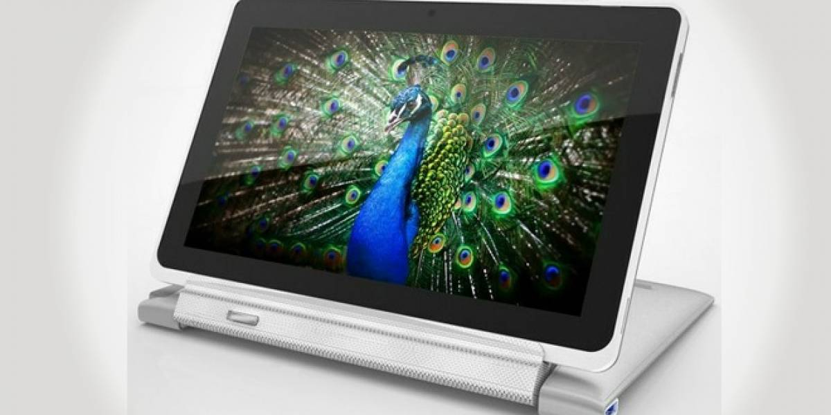 Asus y Acer revelan tablets transformables con Windows 8 en Computex