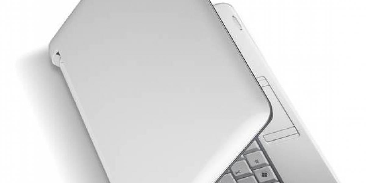 Acer supera a Dell en venta de notebooks