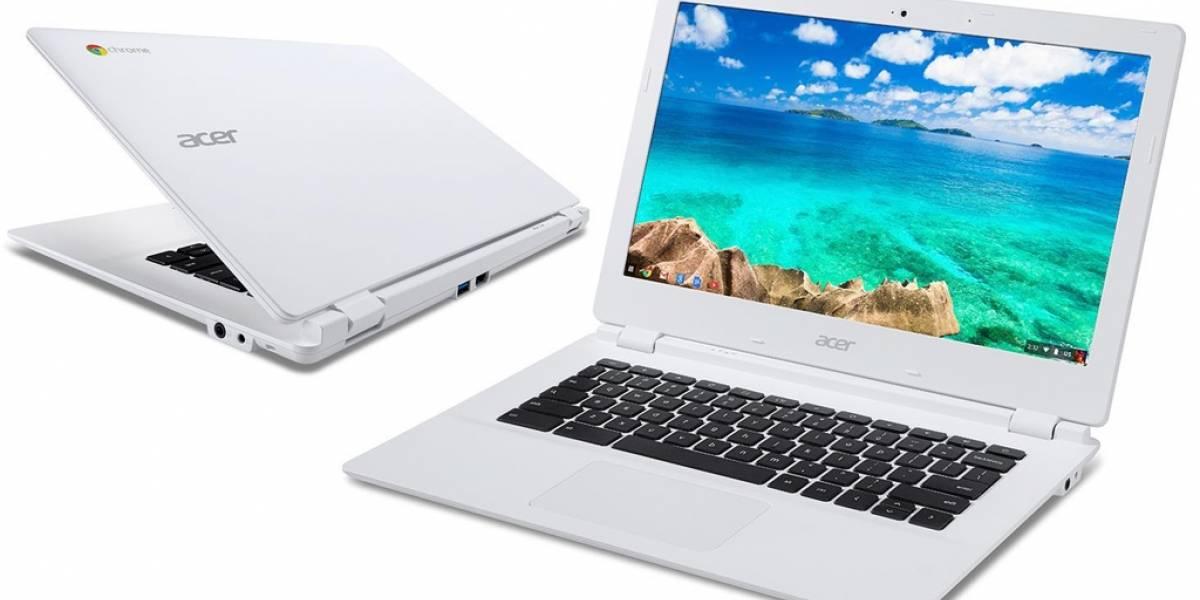 Acer lanza un Chromebook basado en Tegra en vez de Intel