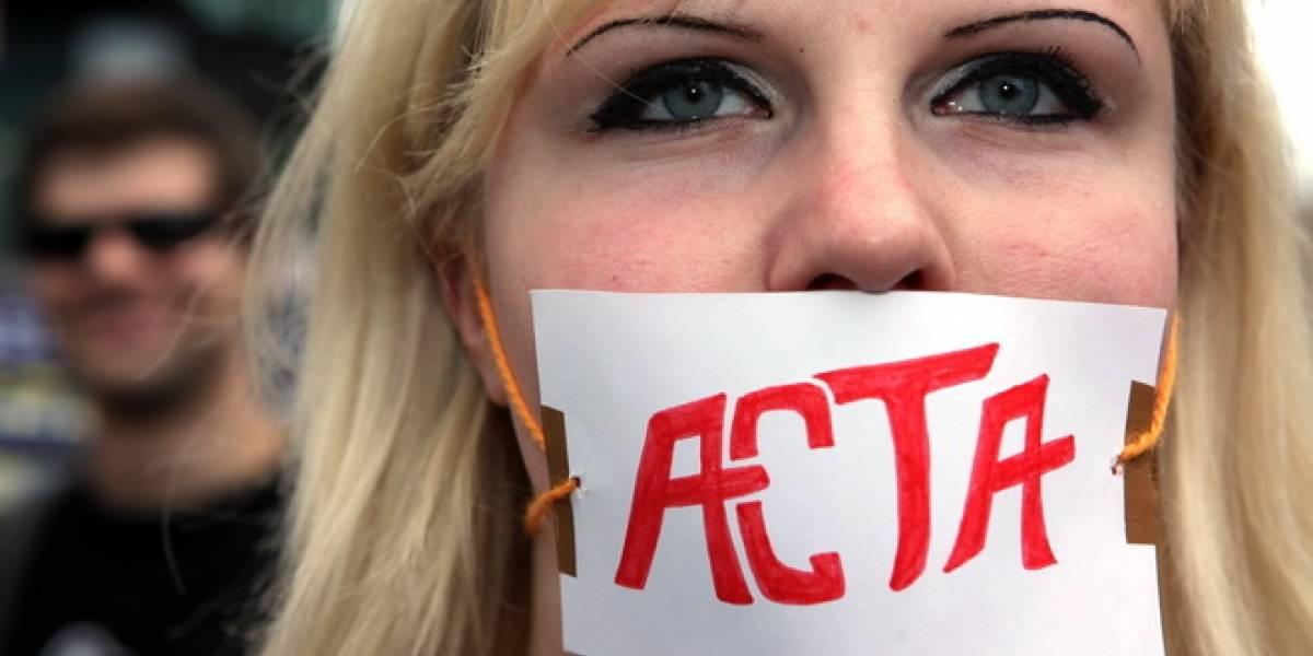 México: ACTA quedará en manos de Enrique Peña Nieto