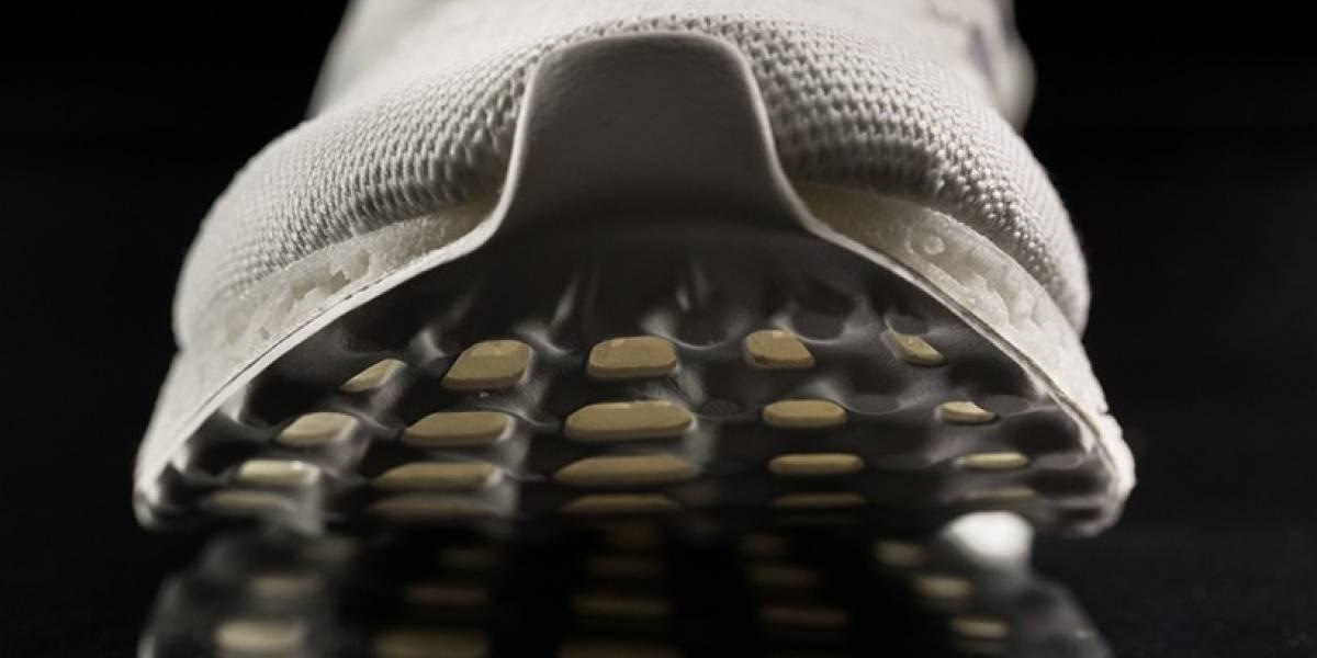 Adidas muestra sus primeras zapatillas impresas en 3D