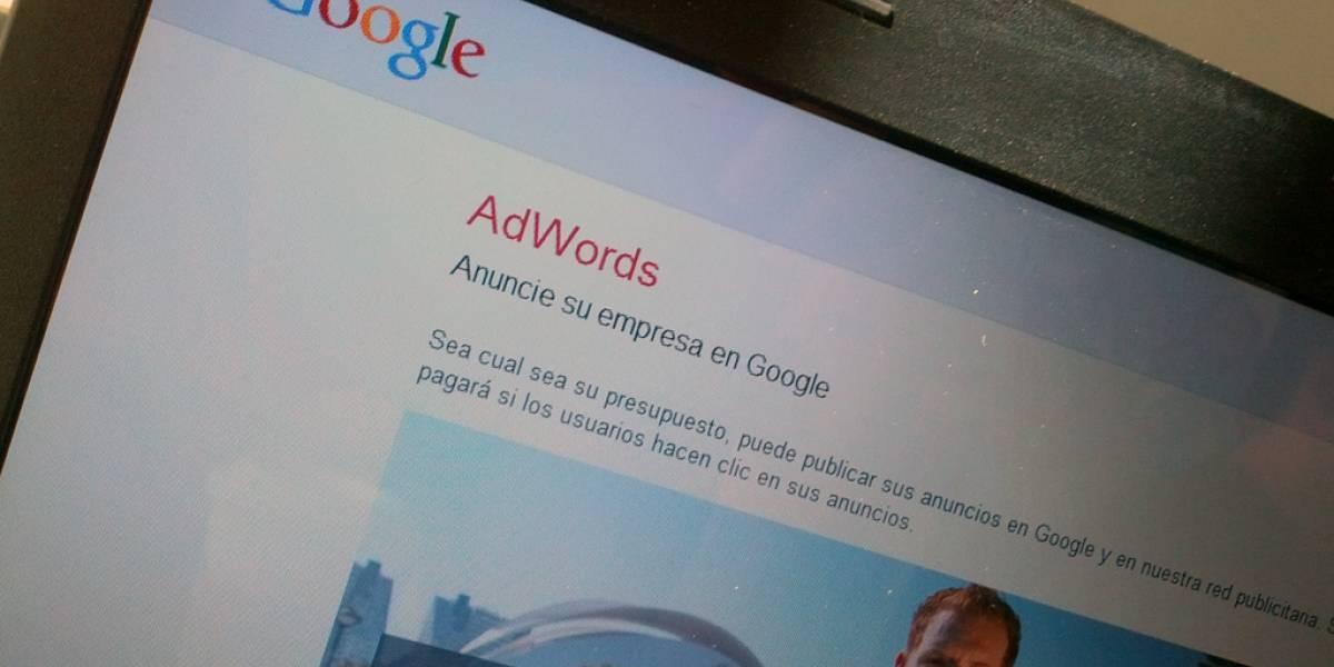 Emprendedores chilenos demandan al SII por el caso de Google AdWords