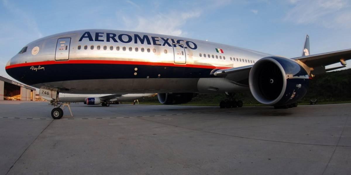 México: Aeroméxico vende parte de la empresa a socio canadiense