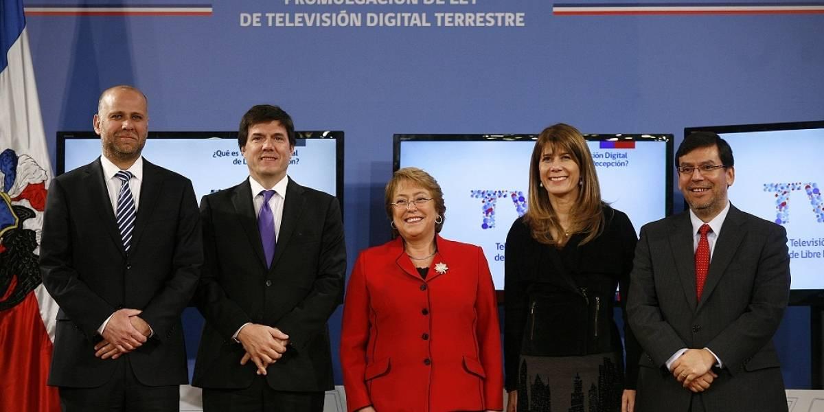 Chile oficializa reglamento para la implementación de TV Digital