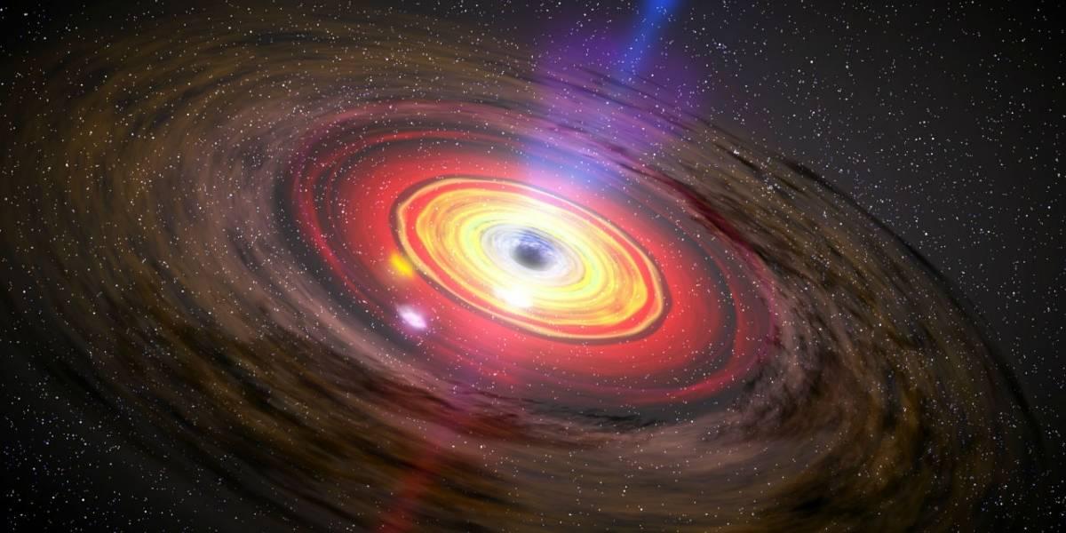 Descubren agujero negro 30 veces más grande de lo esperado