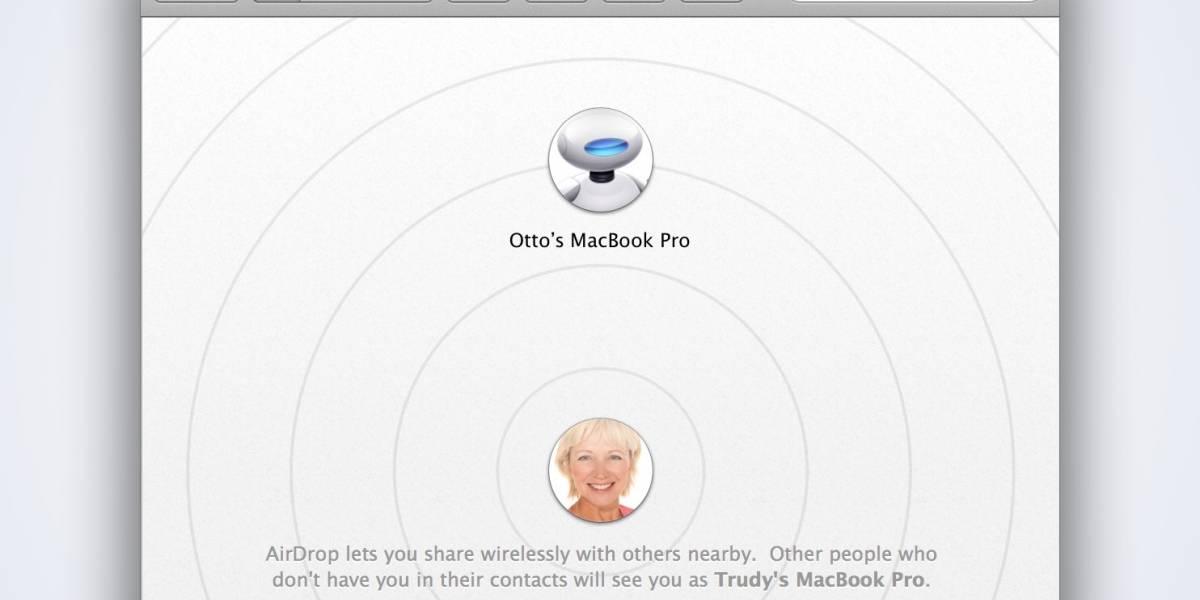 Activa AirDrop en Macs antiguos