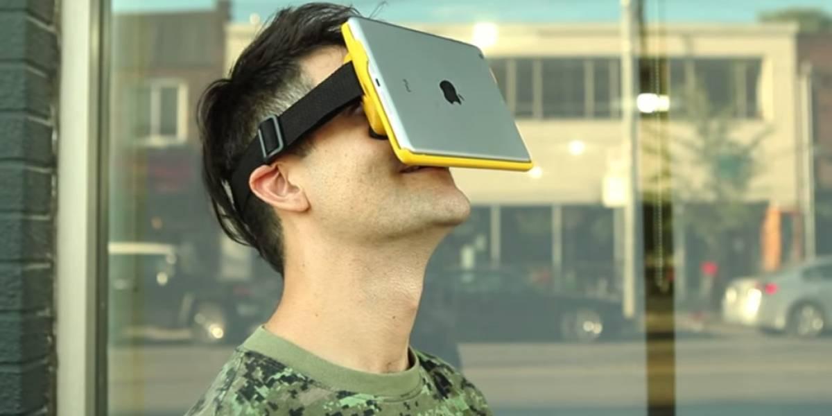 AirVR pretende ofrecer realidad virtual a usuarios de iOS