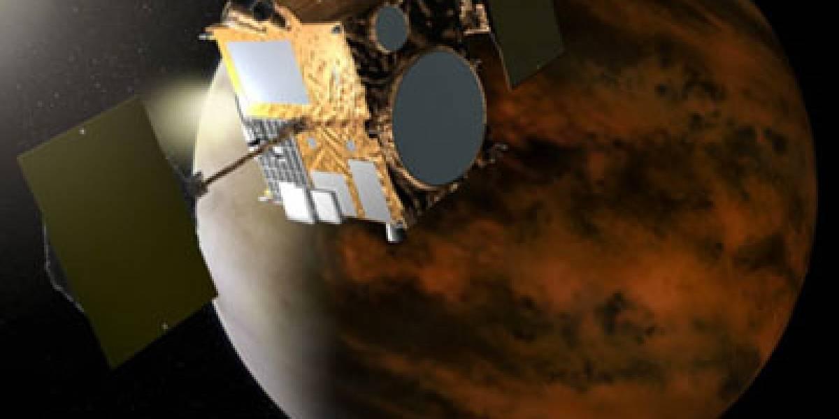 Akatsuki se pasa Venus de largo