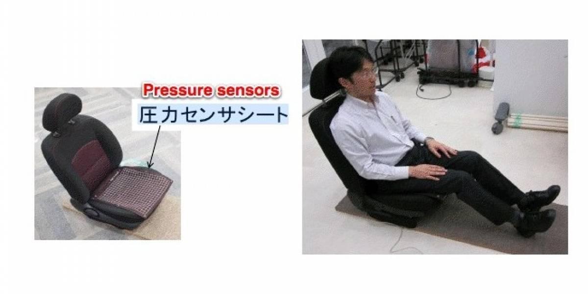 Japoneses crean un sistema antirrobo para vehículos basado en el trasero de las personas