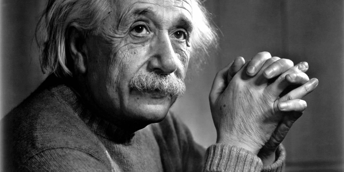 Ya puedes consultar en Internet los documentos de Albert Einstein