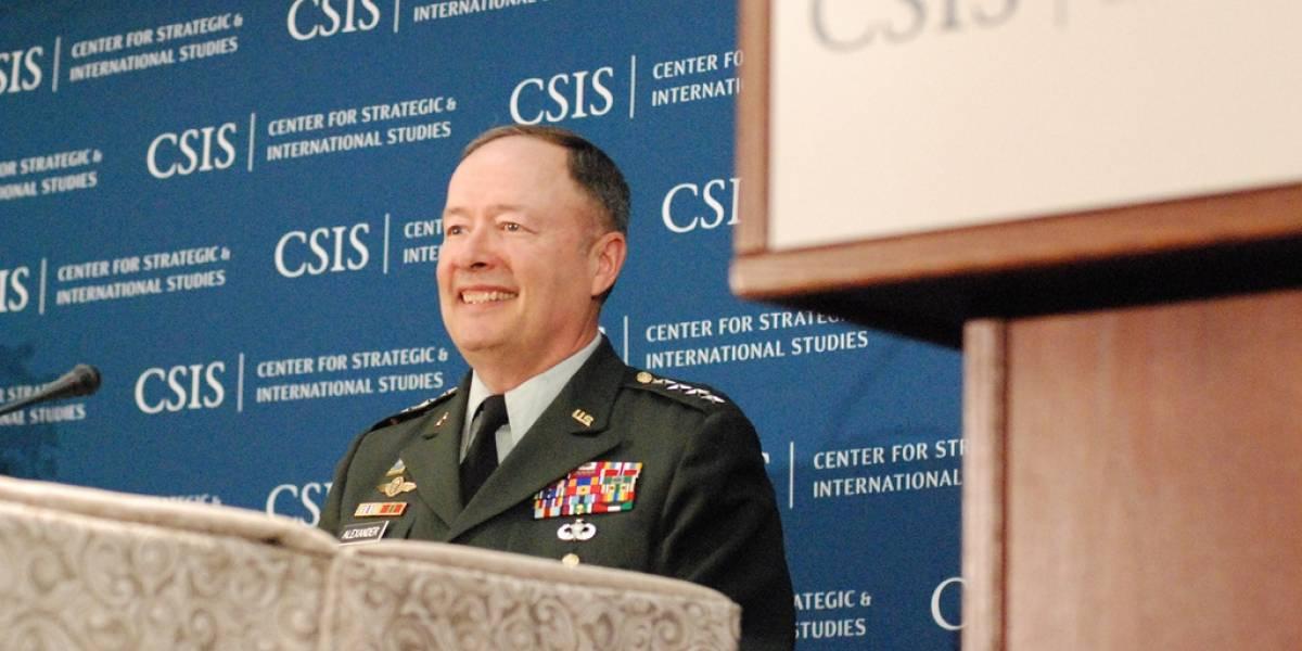 Jefe de la NSA podría dejar su cargo dentro de poco