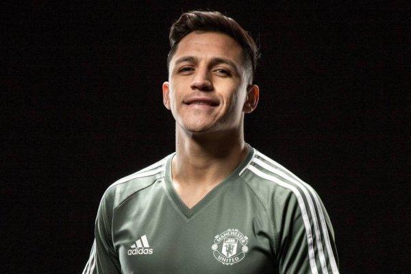 Alexis Sánchez quiere brillar en el Teatro de los Sueños / imagen: Sitio web Manchester United