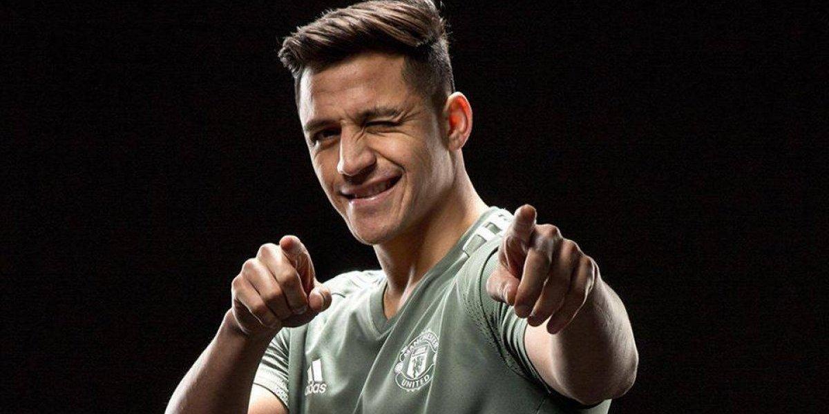 Alexis Sánchez tendrá un salario semanal increíble con el Manchester United