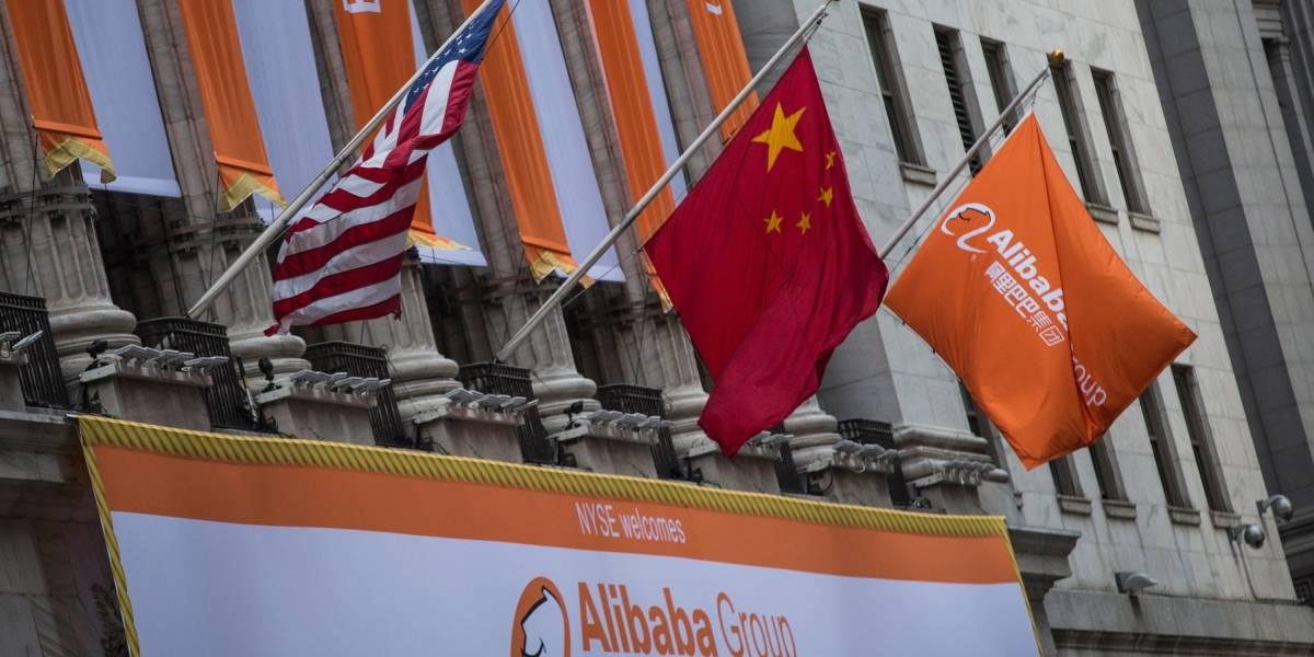 Alibaba abre la oferta de acciones más grande de EE.UU.