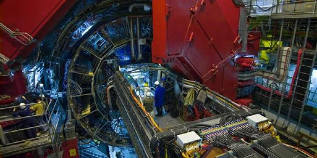 Colisionador de Hadrones prueba que el universo se comportaba como una sopa