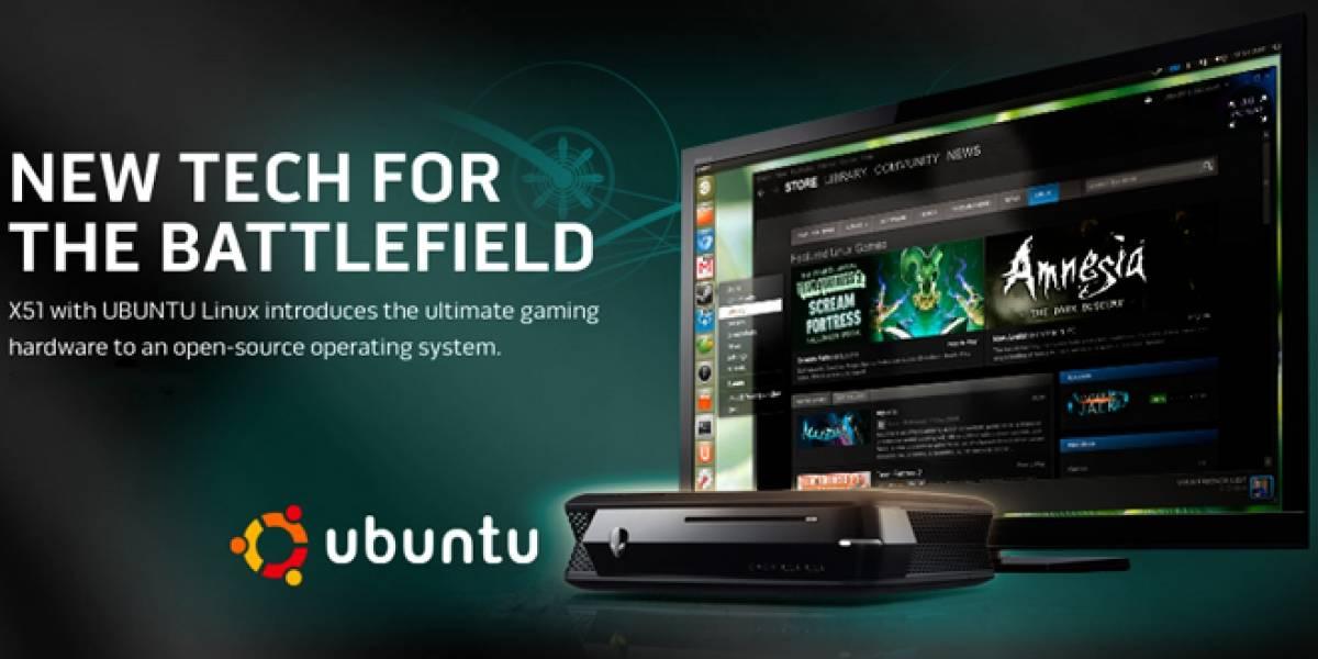 Alienware ahora despacha un modelo con Ubuntu a menor precio
