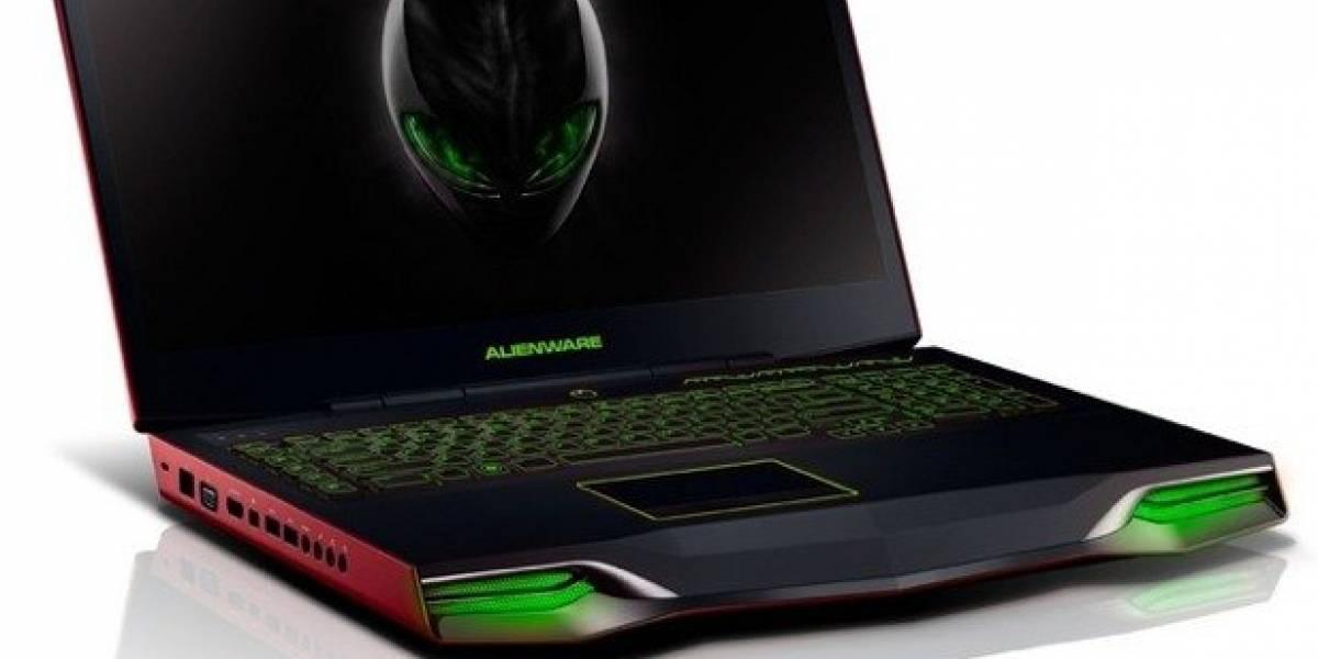 NVIDIA lanza nuevos GPUs móviles para gamers y Alienware se anota con el más rápido