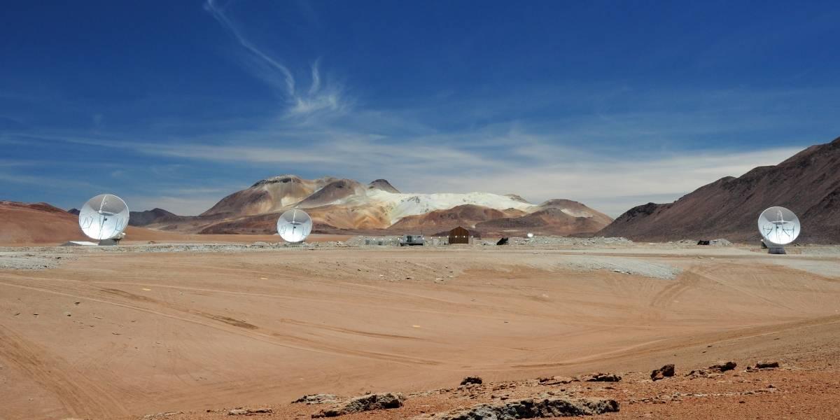 Chile: Simularán colonia marciana en el desierto de Atacama