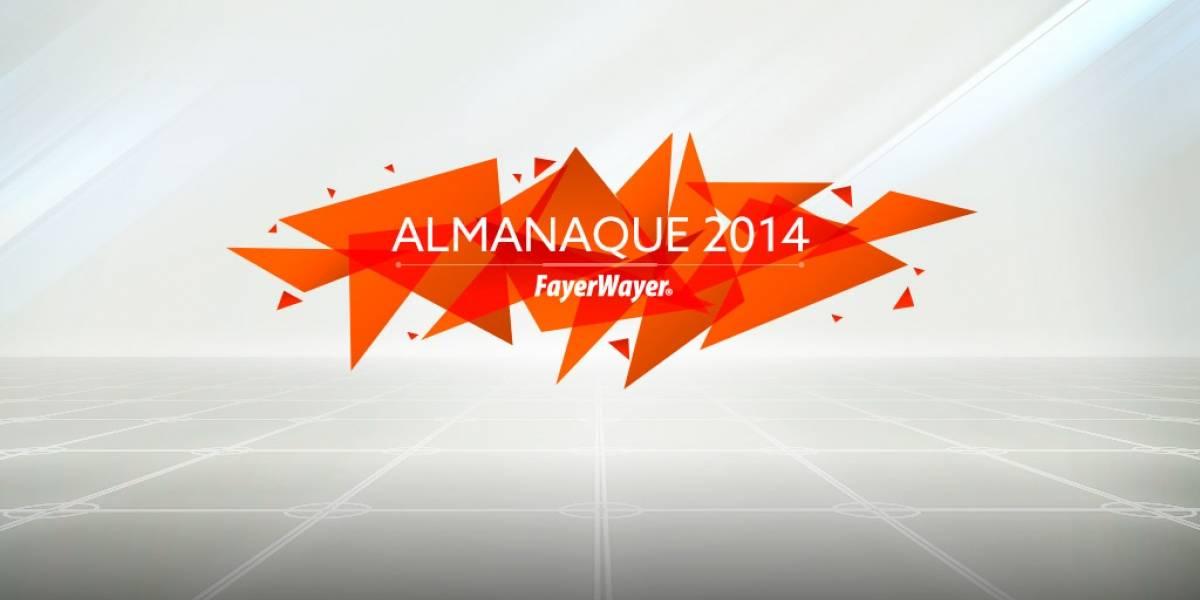 Almanaque 2014: lo mejor del año en FayerWayer