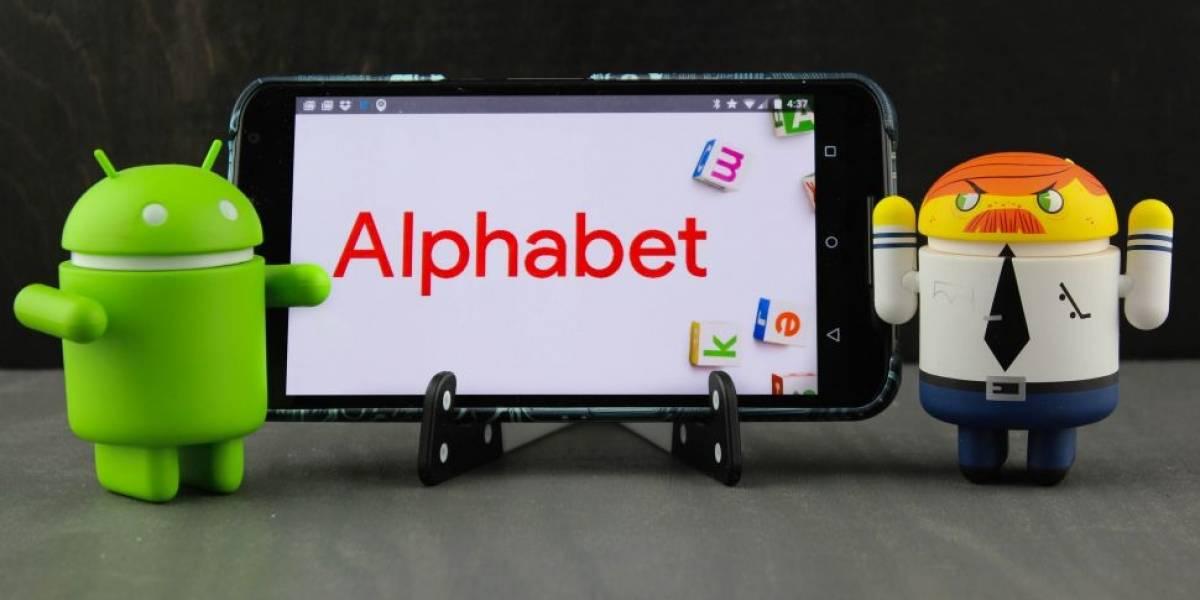 Las subsidiarias de Alphabet tendrán que pagar a Google por usar sus servicios