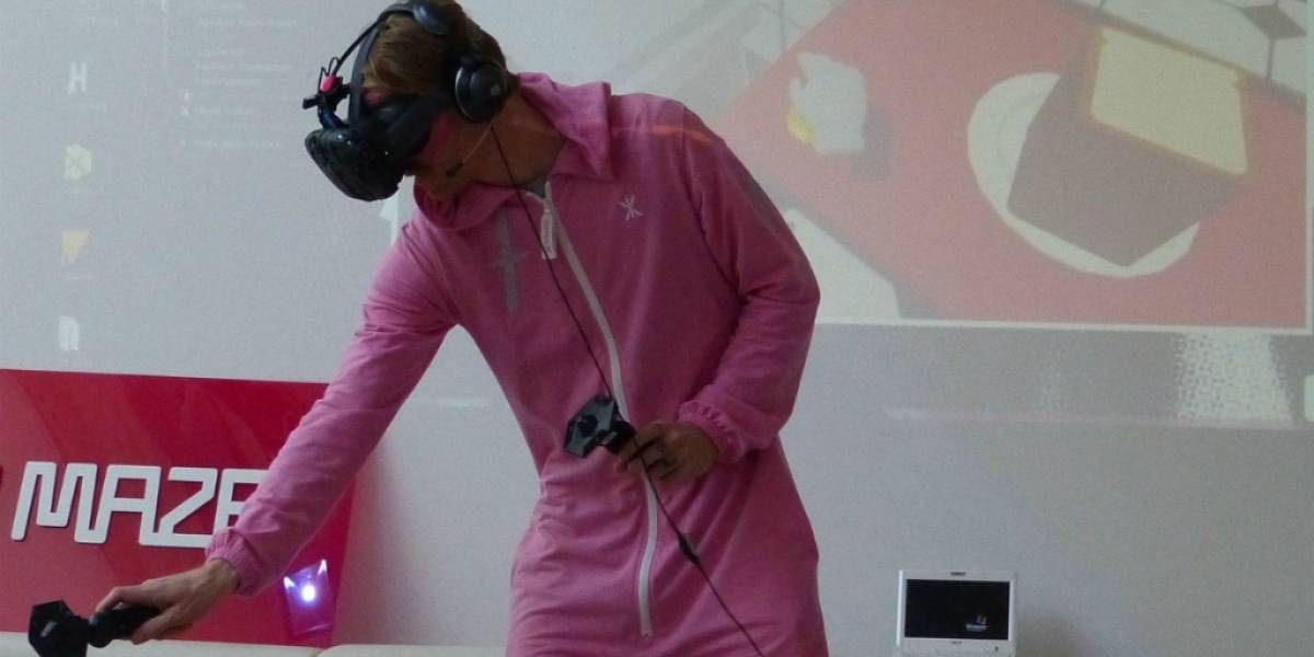Hombre pasa 48 horas sumergido en realidad virtual