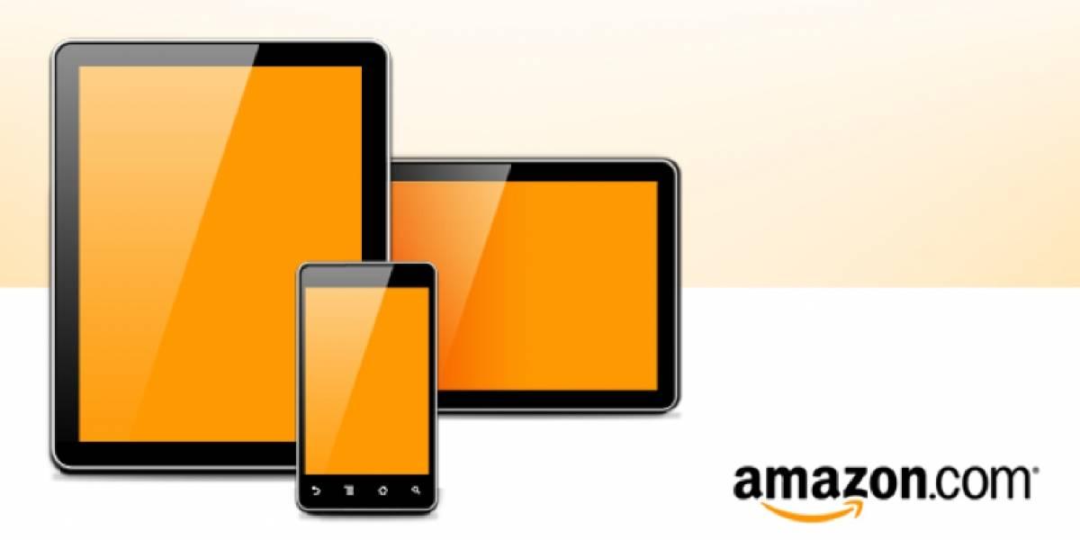 Amazon estaría preparando una línea completa de productos con Android