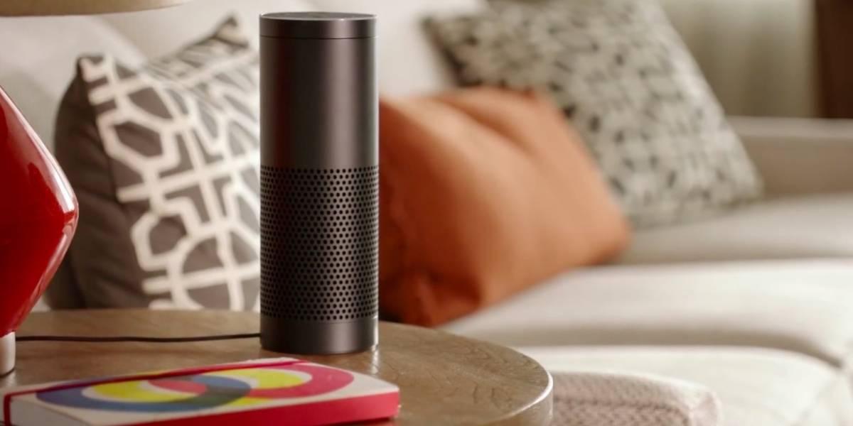 Amazon Echo ahora puede controlar tu casa