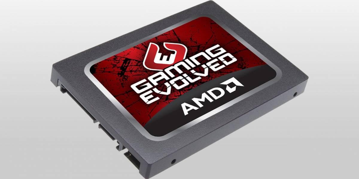AMD podría entrar al mercado de los SSD