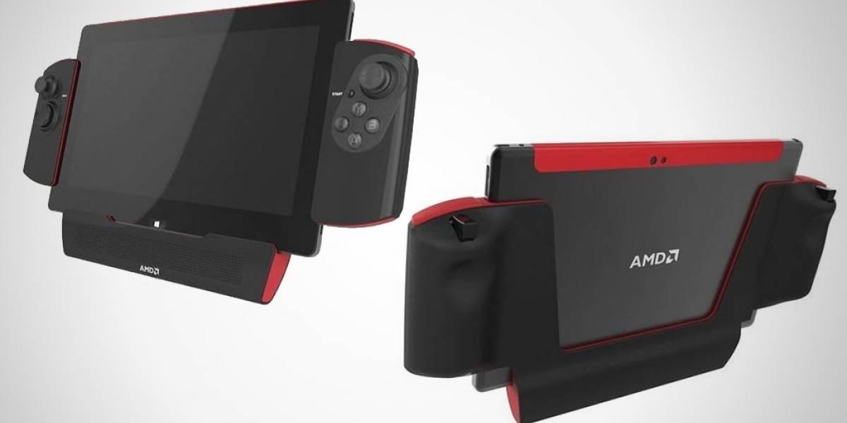 AMD quiere entrar al mundo de los tablets