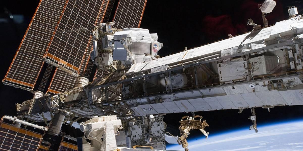 Experimento de la Estación Espacial Internacional detecta posibles rastros de materia oscura