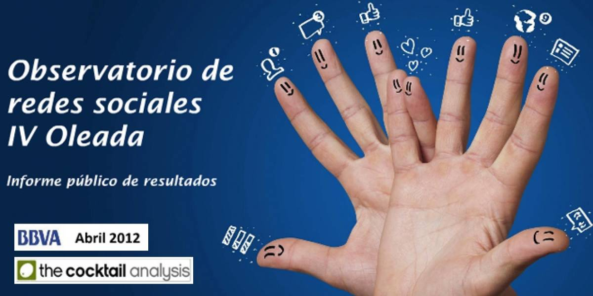 Facebook es la red social más utilizada por los españoles, Tuenti ocupa el segundo lugar