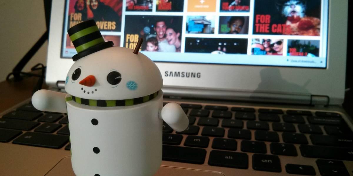ChromeOS ya puede ejecutar algunas aplicaciones de Android