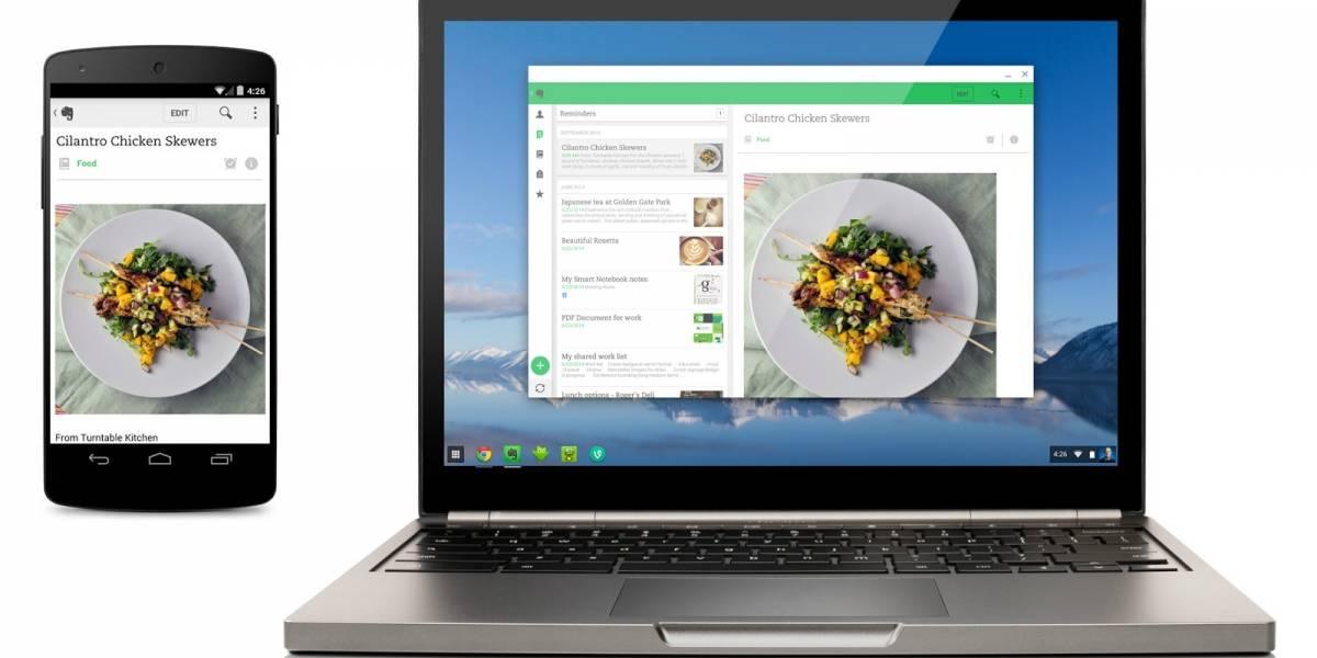 Chrome OS será dirigido por el VP de Ingeniería de Android