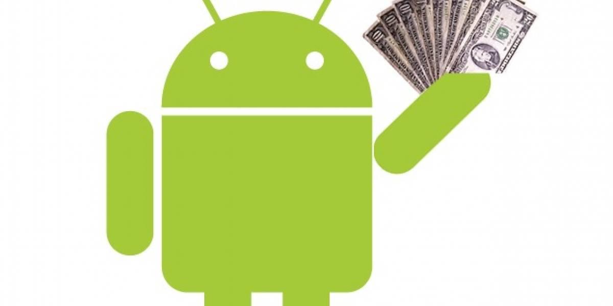 Android aumenta las ganancias millonarias de Google