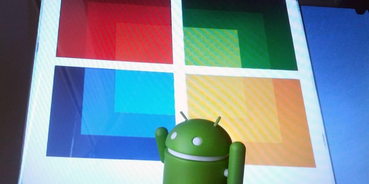 Intel quiere que Android corra virtualizado dentro de Windows