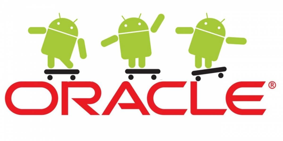 Oficina de patentes rechaza que Oracle sea dueño de parte de Android