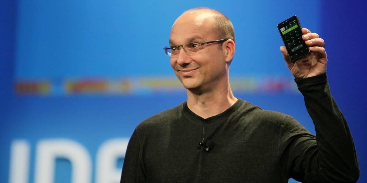 Andy Rubin ya tiene nuevo proyecto en Google y es sobre robótica