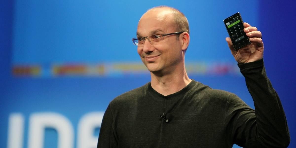 Andy Rubin deja Google tras una brillante carrera