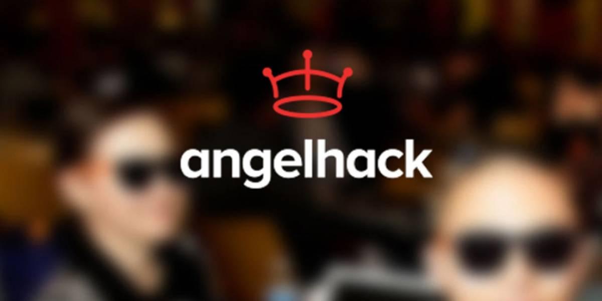 [Ganadores de entradas aquí] Chile: Este fin de semana se realizará la hackaton AngelHack 2012 Santiago