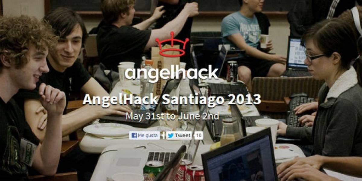 Hackatón AngelHack vuelve a Chile entre el 31 de mayo y el 2 de junio