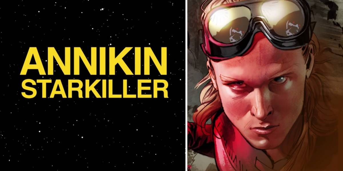 Teaser del cómic basado en el primer guión de Star Wars de George Lucas