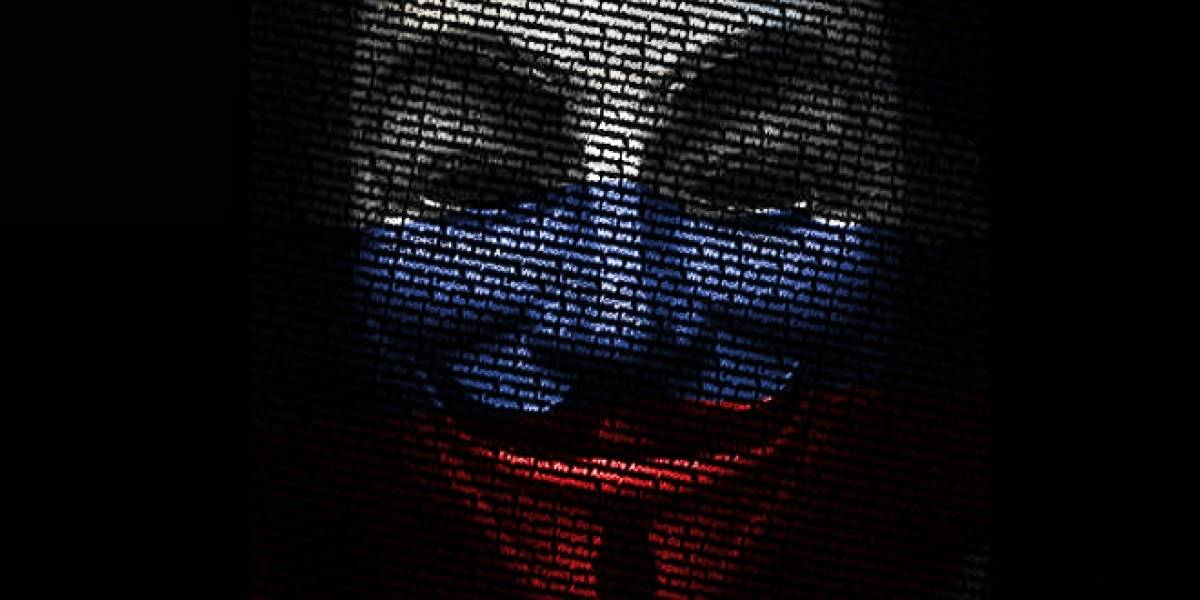 Rusia: Anonymous ataca sitio web del Kremlin